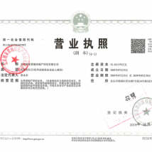 北京链家置地房地产经纪有限公司
